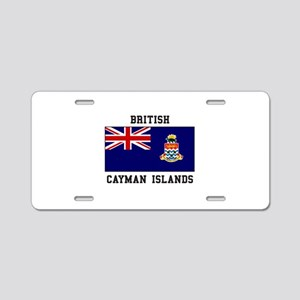 British Cayman Islands Aluminum License Plate